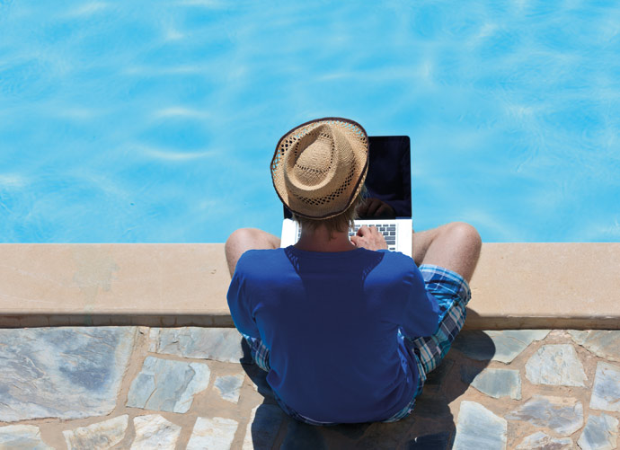 The ultimate online Tool for selling your Swimming Pools!